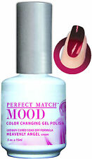 LeChat Perfect Match Mood Changing Gel Polish Heavenly Angel -  0.5 oz - MPMG19