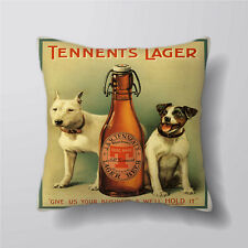 Tennents Larger Dogs  Cushion Covers Pillow Cases Decor Inner
