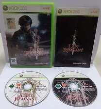 Gioco Game Consolle Microsoft XBOX 360 ITALIANO ITA THE LAST REMNANT SquareEnix