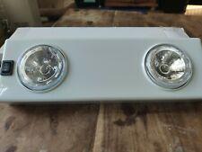 kleeneze b/o 2 pivot cabinet lights 56778368 new unused