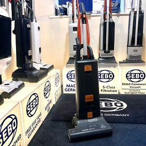 Sebo Ensign Diversey SM2 Commercial Vacuum Cleaner 37cm Wide (Same as Sebo X5)