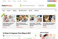 MakeMoney - Blog or Affiliate Wordpress Website with Demo Content