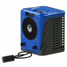 Hot Splash HS35 3.35kw Plug and Play Air Source Heat Pump for Above Ground Pools