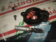 Jonsered 2040 turbo oil pump and cover    chainsaw part only  bin 6