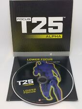 Focus T25: Alpha - Lower Focus - Beachbody Free Shipping