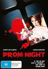 Prom Night (DVD, 2011) Jamie Lee Curtis, Leslie Nielsen - Free Post!