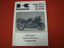 1993 - 2005 Kawasaki Ninja ZX-6  SUPPLEMENT