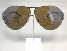 Original Roberto Cavalli Pilot Sonnenbrille Tiresia 385S Farbe 670 Braun