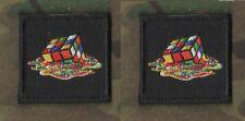 AFG-PAK JSOC ISAF TALIZOMBIE WHACKER OPERATOR VELCRO FUN 2-TAB: Hot Rubix Cube a