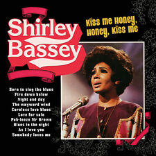 CD Shirley Bassey - Kiss me honey, honey, kiss me