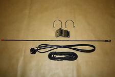 Toyota Landcruiser 70s, bullbar mount whip antenna kit, NEW!