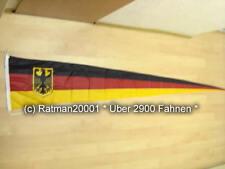 Bandiere bandiera Germania Aquila GAGLIARDETTO - 37 x 250 cm