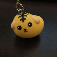 Mameshiba Tiger Bean English Language Talking Keychain