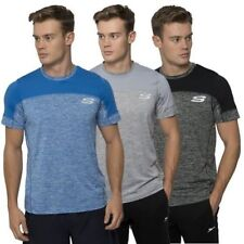 Camisetas de hombre de manga corta color principal azul talla XXL