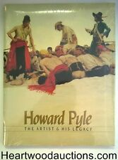 Howard Pyle: The Artist & His Legacy by Howard Pyle 1st Folio & Checklist (SOFTC