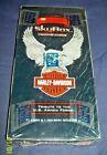 Sealed+Skybox+Harley+Davidson+Motor+Cycles+Wax+Box