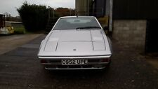 1986 LOTUS ECLAT EXCEL STUNNING CLASSIC TWIN CAM SPORTS CAR NEW MOT
