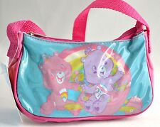 "CAREBEARS - 7"" x 4.5"" Reusable Tote Purse Cosmetic Bag Gift Bag - #1B2"
