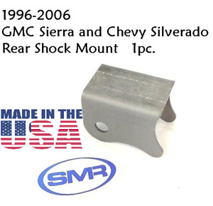 Chevy Silverado GMC Sierra Replacement Rear Upper Shock Mount Crossmember 1pc.