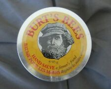 BURTS BEES HAND SALVE A Farmer's Friend 3.0 oz / 85 g FULL SIZE TIN All purpose