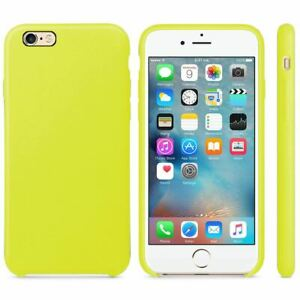 Leather Case For Apple iPhone 10 8 7 Plus 6s 5 Original PU Soft Silicone Cover