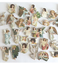 Anna Griffin Lot Of 30 3D Angel Stickers 2020 Set