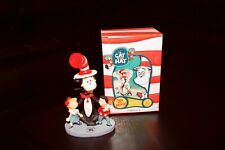 Dr. Seuss Cat in the Hat Movie Bobble Head Figurine