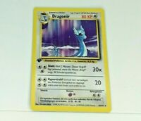 Dragonir 18/102 Base Set Italian 1st edition Pokemon Card Near MINT