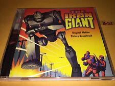 The Iron Giant soundtrack Cd Mel Torme Coasters Jimmy Lloyd Tyrones (Rhino) ost