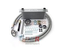 Racimex Ölkühler Kit 16R + Stahl VW V5 V6 Vr6 ab 97 50081THS