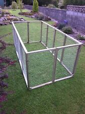 12 aviary panels chicken run kennel ducklings rabbits guinea cat dog  pets