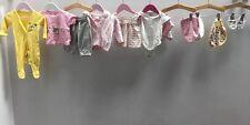 Baby Girls Bundle Of Clothes. Age 0-3 Months. Disney, Gap. <A3302