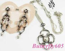 Brighton BELLISSIMA Necklace & Post Earrings Set - NWT $132