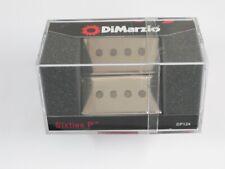 DiMarzio Sixties P Bass Pickup Set W/Nickel Cover DP 124