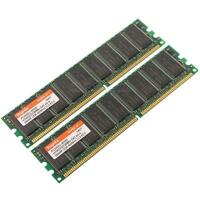 Hynix DDR-RAM 512MB Kit 2x256MB/PC3200U/ECC/CL3