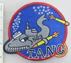US NAVY USS TANG SS-563 SUBMARINE PATCH Made for Veterans & Collectors