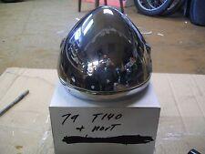 Norton/Triumph Motorcycle headlight shell