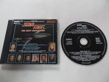 Star Trek : The Next Generation Vol. 3 - Soundtrack (CD 1992) Germany Pressing