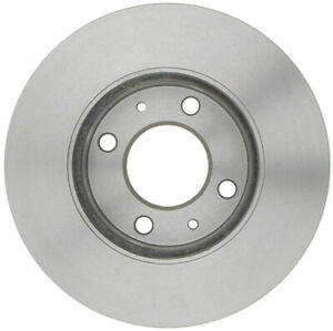 Disc Brake Rotor-Black Hat Front ACDelco Pro Brakes fits 00-02 Hyundai Accent
