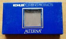 """Kohler Alterna 2-1/2"""" Faucet Ceramic Insert - 9926-54  22493-54 - TAUPE"""