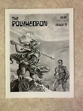 POLYHEDRON 1982 Issue 9 Volume 2 Number 6 RPGA Network TSR Newszine VF #T948