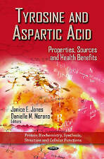 Tyrosine and Aspartic Acid: Properties, Sources and Health Benefits (Protein Bio