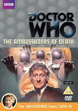 Doctor Who: The Ambassadors of Death [DVD][Region 2]
