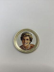 DIANA PRINCESS OF WALES 1961 - 1997 COIN