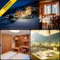 Reisegutschein Schweiz 4 Tage 2 Personen Hotel Wochenende Gutschein Kurzurlaub