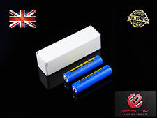 2x 10440 3.2v Battery 200mAh IFR Lithium Rechargeable LiFePO4 Solar Light UK