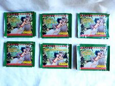 Panini - 24 pochettes de 6 pays différents du livre de la jungle 2.