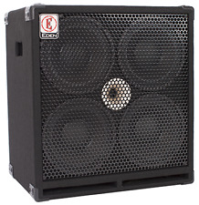"EDEN TN410-4-U Terra Nova Series 4-Ohms 4x10"" Bass Speaker Cabinet with Tweeter"