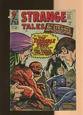 Strange Tales 129 GD+ 2.5 * 1 * Thing! Human Torch! Dr. Strange! Steve Ditko!