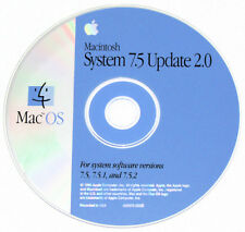 Macintosh System 7.5 Update 2.0 for Apple Mac - Operating Systems